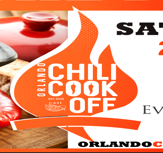 Orlando Chili Cook Off
